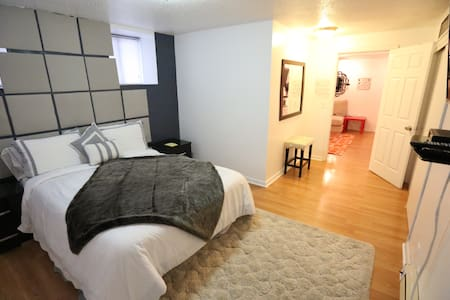 Charming Room Minutes From Time Sq  - Weehawken - Appartement