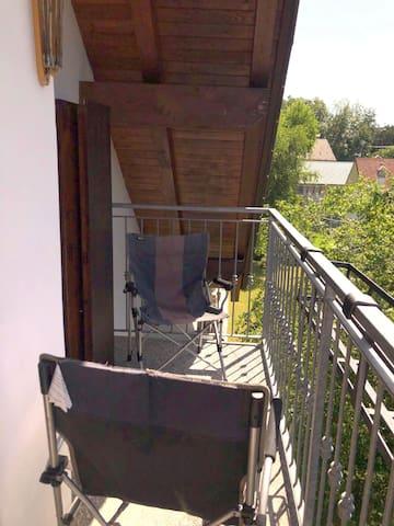 balcone delle due camere