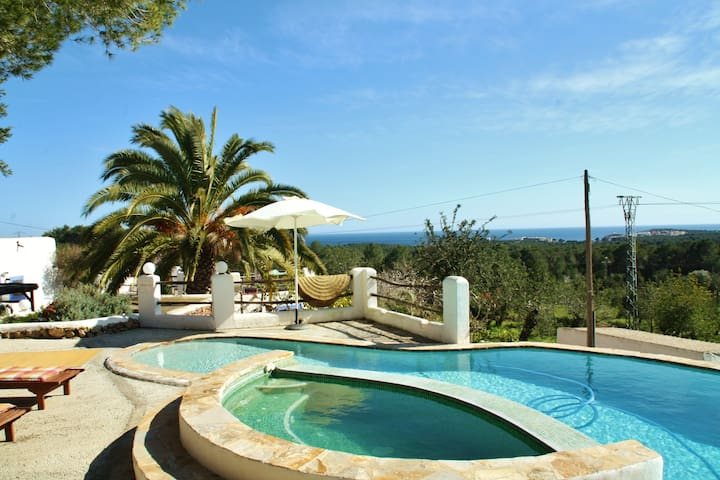 YogaB&b in authentic finca - Ibiza - Villa