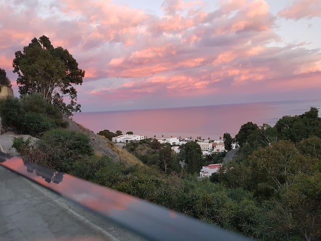 Villa Sellares- Mojacar Playa stunning sea views