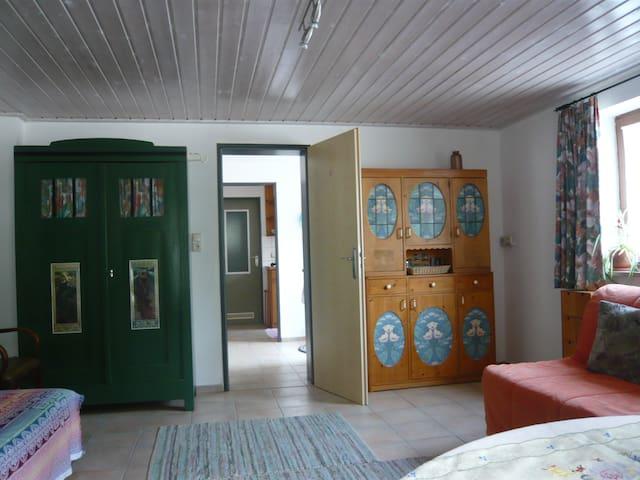 Idyllisches Häuschen an der Donau - Bogen - Huis
