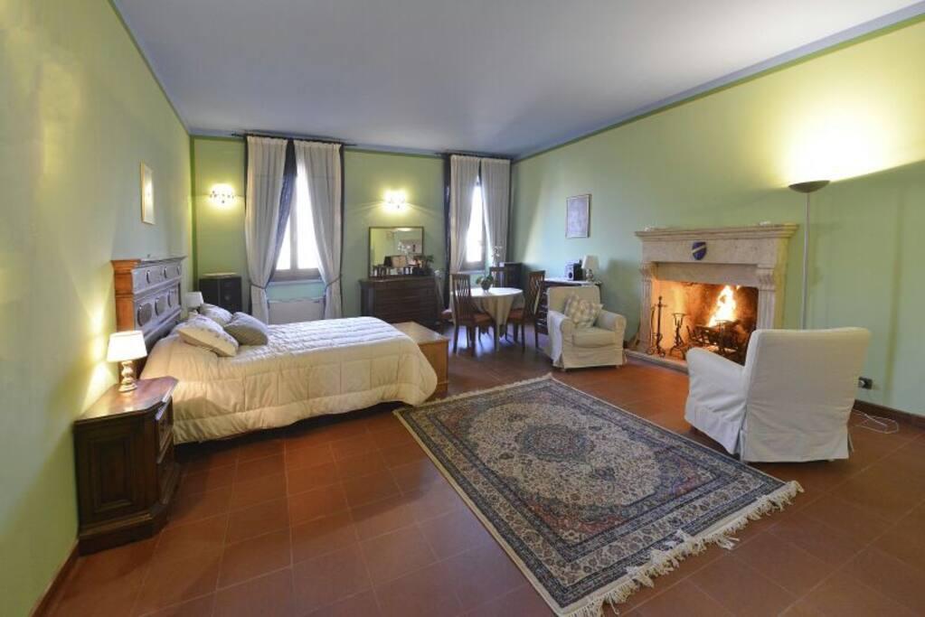 Residenza d 39 epoca palazzo baglioni chambres d 39 h tes for Chambre d hote italie