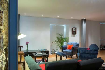 3 room TOP aptm @Historical Center - Coimbra - Apartamento