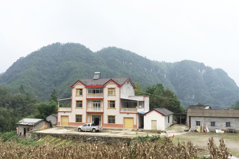 大山深处的独栋别墅,休闲娱乐的憩息驿站。