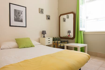 Comfortable guest room in centre(3) - Lisbon - Apartment