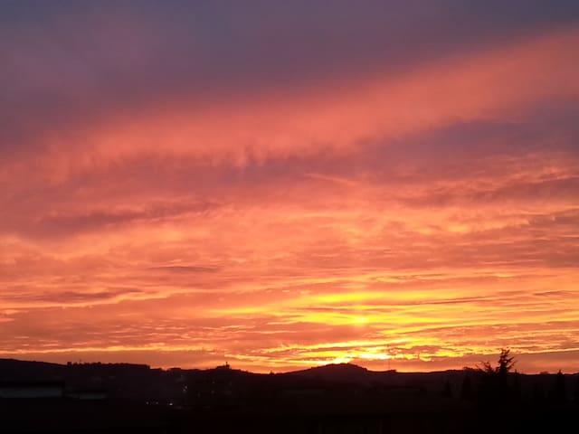 camera dai bei tramonti - Firenze - Bed & Breakfast
