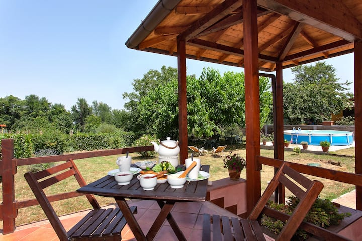 Olive Tree Hill B&B: Join our Family