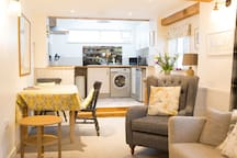 Cosy, contemporary, Cumbrian country cottage with plenty space perfect for two to relax and enjoy.