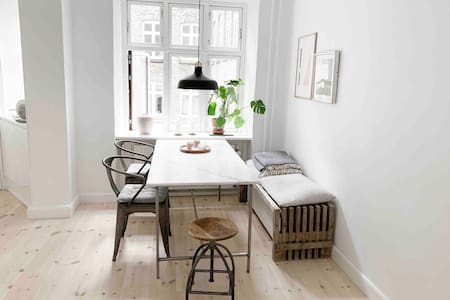 Cosy appartment in the middle of Copenhagen