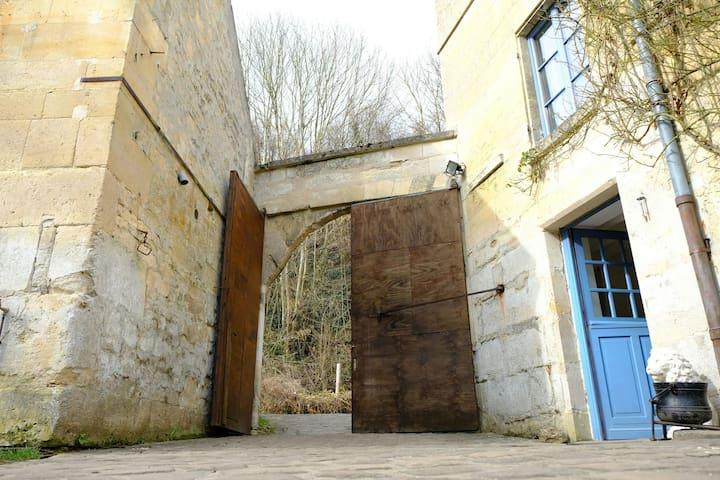 Chambre Castille - Chars - Huis