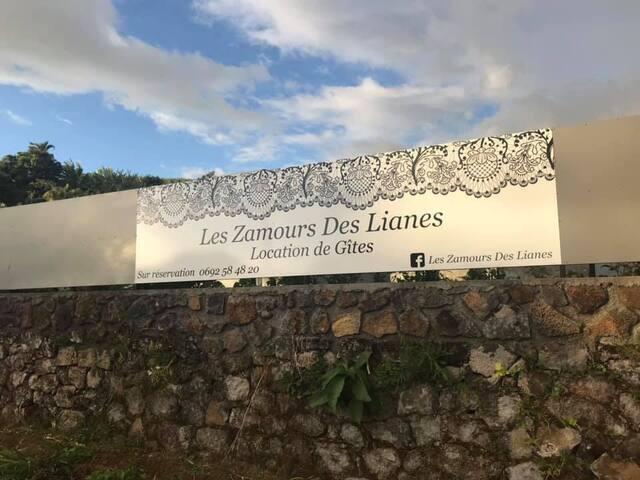 Gîte Les Zamours Des Lianes