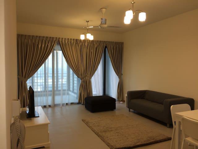 2 Bedroom Flat JayaOne Residence - Petaling Jaya - Apartment