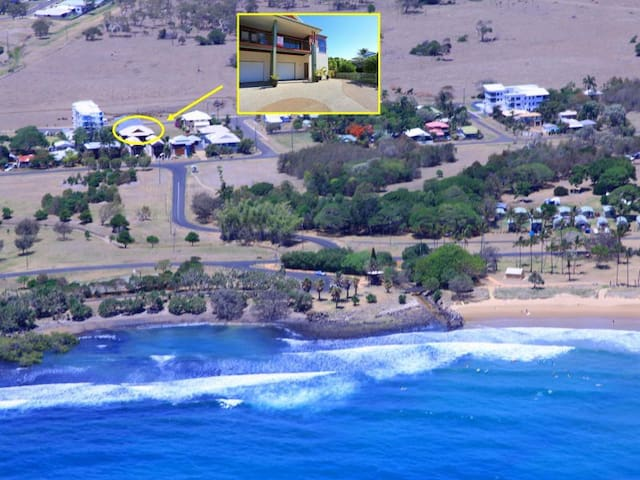 Bargara Beach 2 Lg Bedrooms 1 Price - Bargara - Apartamento