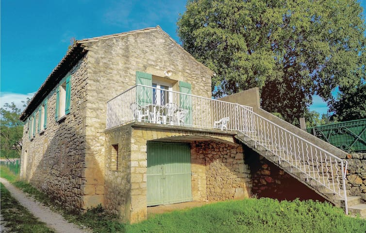Holiday cottage with 2 bedrooms on 64m² in Saint Gervais