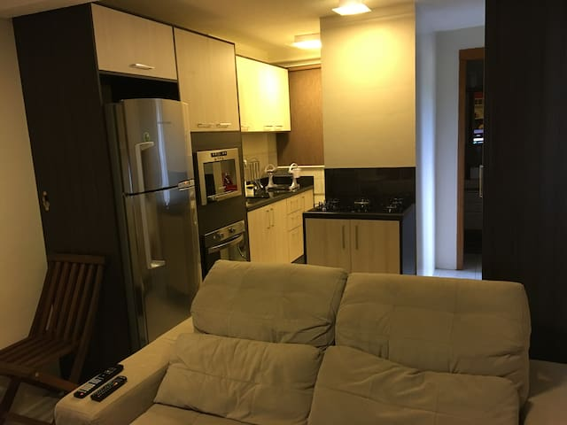 Apartamento confortable y tranquilo cerca de todo