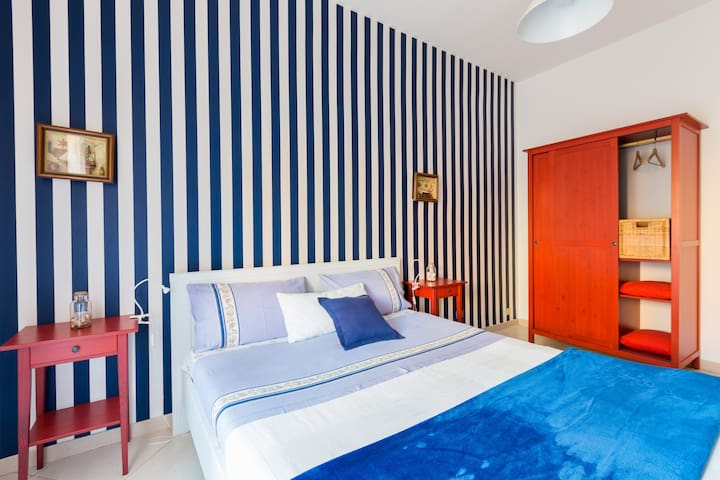 Elegante casa in stile marina - Taranto - Lägenhet