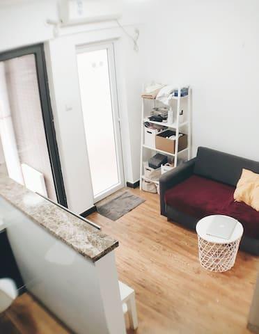 万象天地 温馨公寓 地铁站旁 生活设施便利