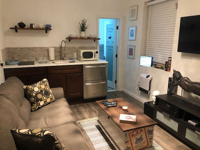 COZY STUDIO with Private Bath close to LIRR