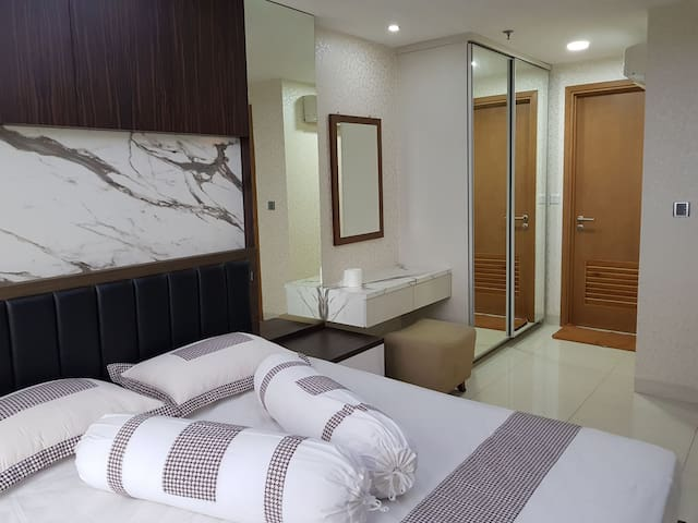 Luxurious 1 bedroom unit apt Mansion Kemayoran