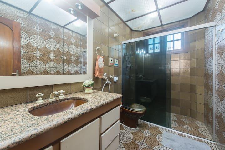 banheiro terreo