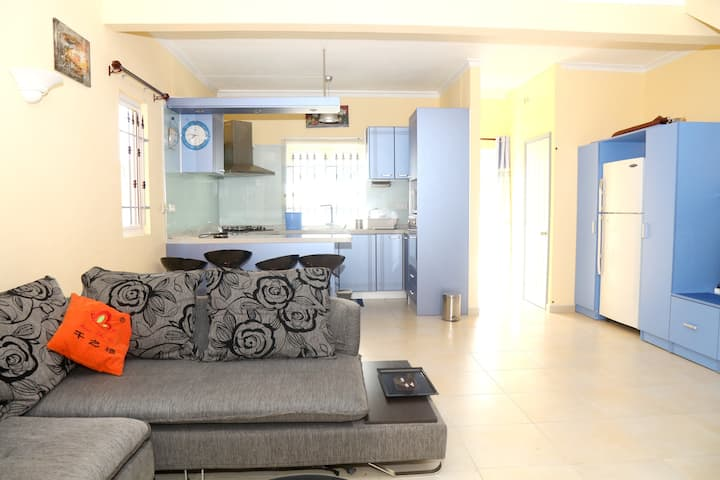 House with 2 bedrooms in Grand Gaube, with shared pool, terrace and WiFi
