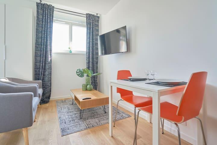 La Halte Lilloise Studio cosy aux portes de Lille