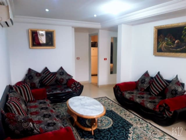 كراء شقق مفروشة . Rent furnished flat