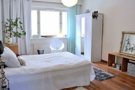 NICE, SPACIOUS & TIDY room close to centre - Τάμπερε - Διαμέρισμα
