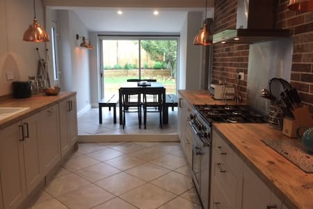 Fabulous house, Sleeps 8 comfortably (+ 2) - Folkestone - House