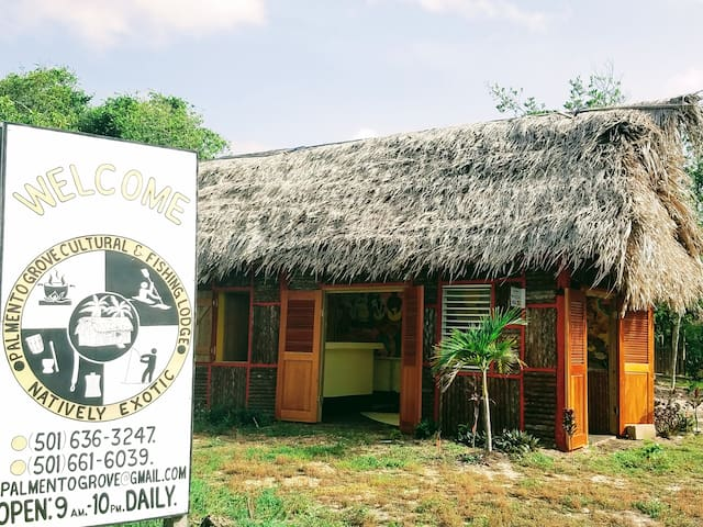 Palmento Grove Garifuna Cultural-Fishing Institute
