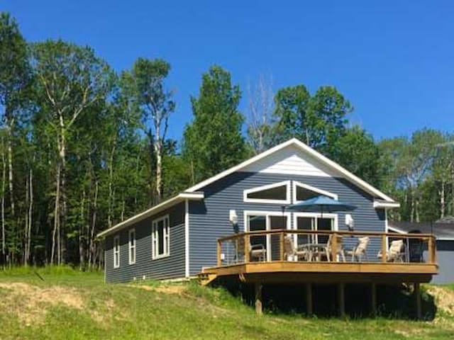 Drummond Island House w/ Fire Pit & Kayak Access!