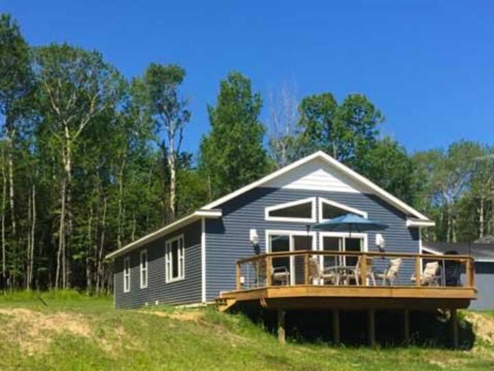 Drummond Island House w/ Fire Pit & Kayak Access!
