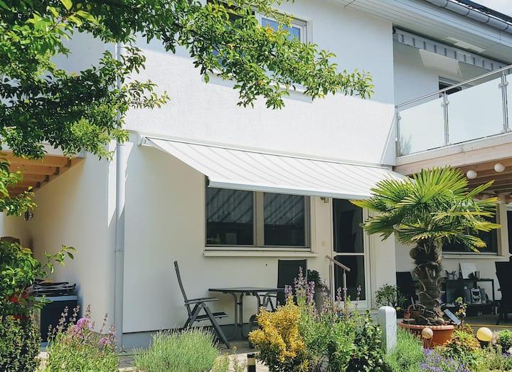 Komfort-Ferienwohnung im Meerbachtal