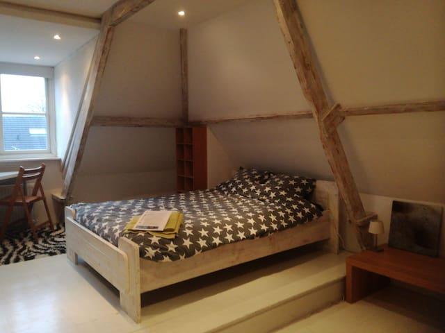 Spacious room in lovely Oostzaan