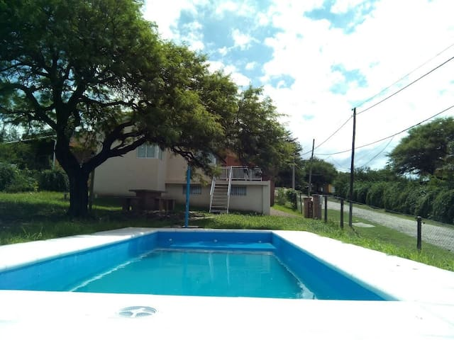 Hermosa casa, para 6 personas en Villa Los Aromos