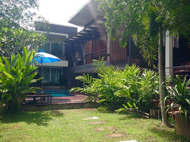 Praram's house (Private pool villa)