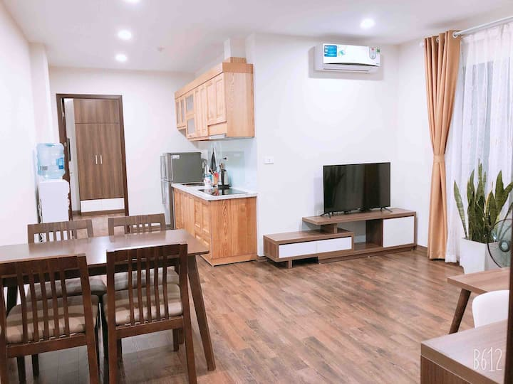 H224* 1bed Apt*Free Gim, Laundry, Clearning*Lotte