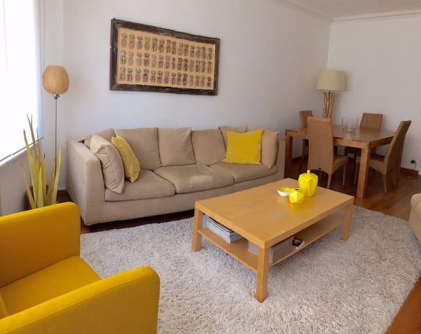 Appartement rez-de-chaussée proche de la mer - Knokke-Heist - Wohnung