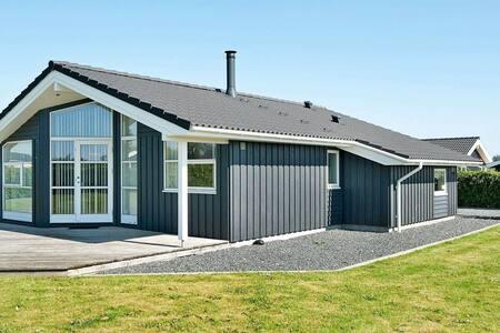 Acogedora casa de vacaciones en Haderslev con sauna