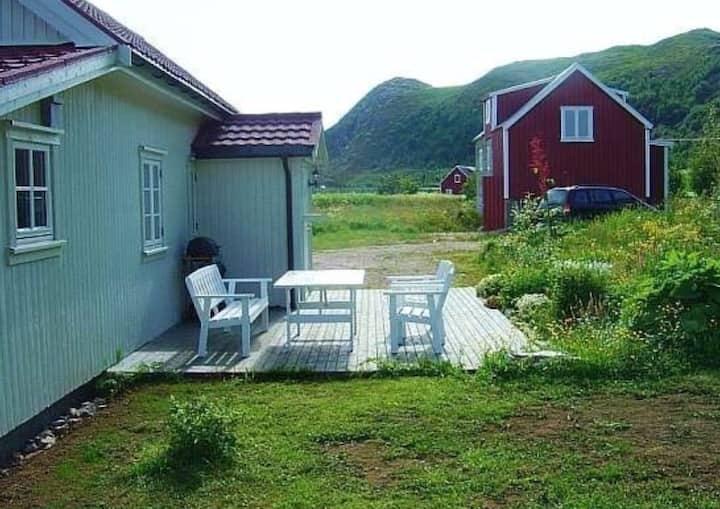 Sjarmerende og koselig nordlandshus