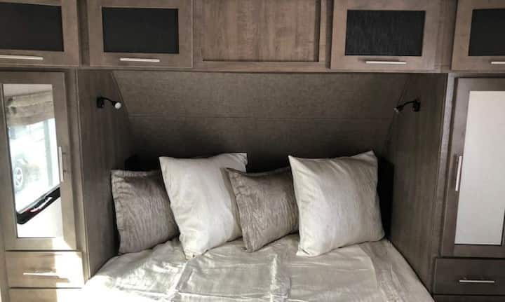 Bunkhouse Camper - Families * Located on ATV Trail