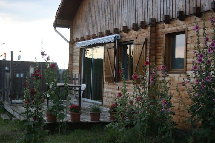 Vaste chalet en vallée de la Saulx - Couvonges - House