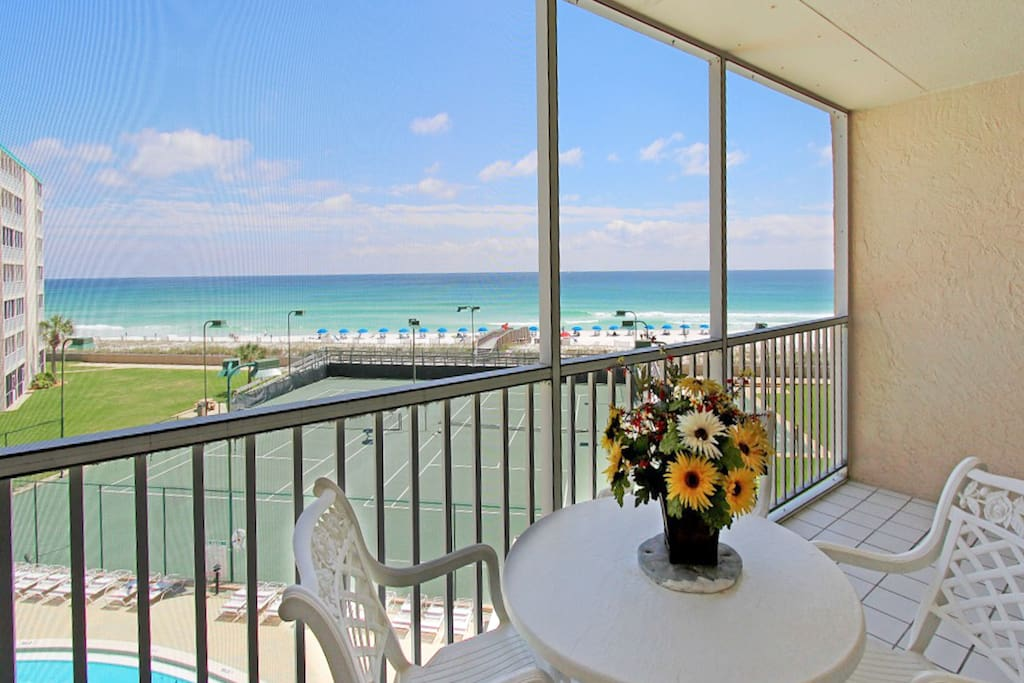 Spectacular Views - Holiday Surf and Racquet 409