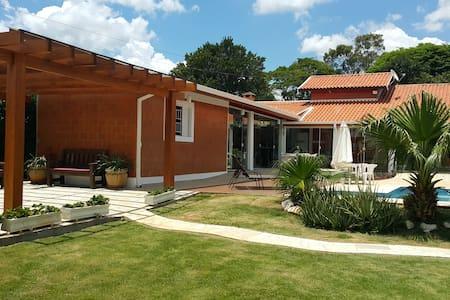 Quinta Santa Fé - Sua casa de campo anexo a cidade