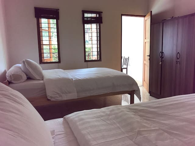 A Room with Balcony in Resor Dago Pakar BR no. 5