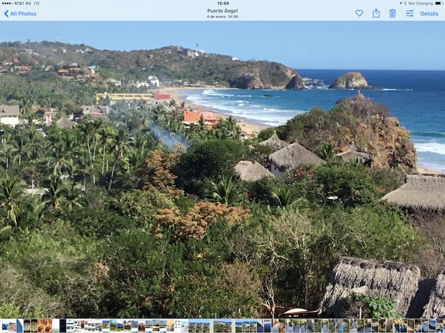 Casa El Poseidon Zipo. Spacious APT. 2