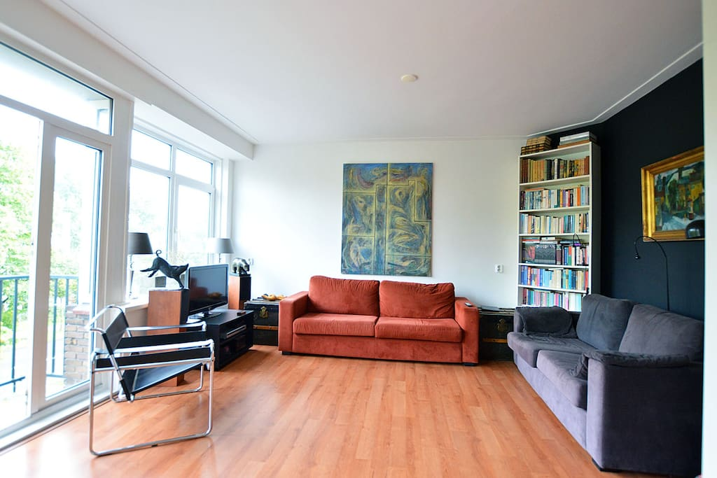Cozy apartment next to the amstel flats for rent in for Low cost apartments amsterdam