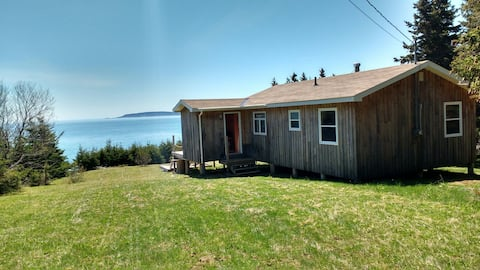 Cottage by the Sea; Cabot Trail Cape Breton