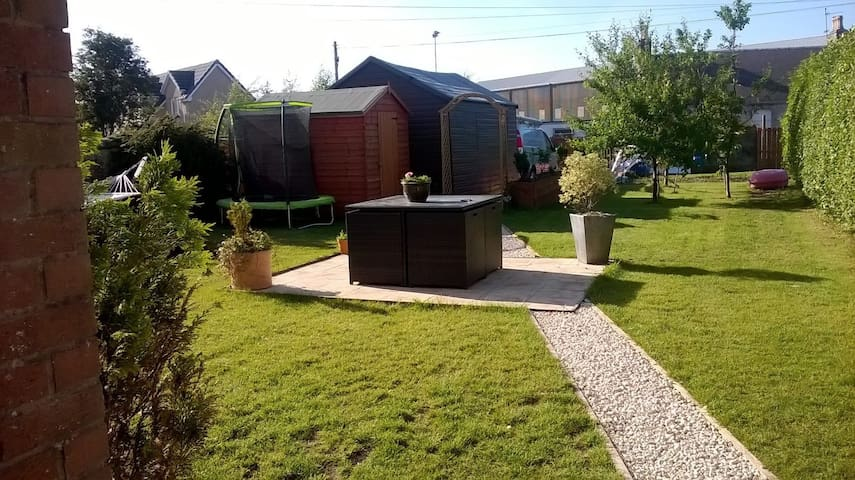 Troon Open 2016 Beautiful spacious house - Ayr - Talo