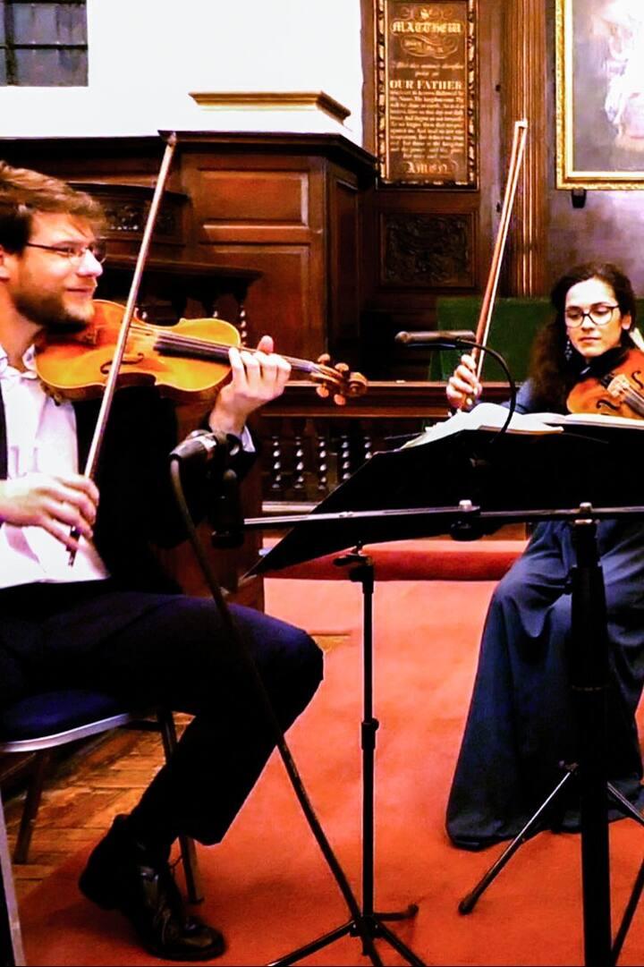 Veles Ensemble in concert